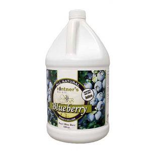Blueberry Wine Base-128 oz.