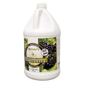 Elderberry Wine Base-128 oz.