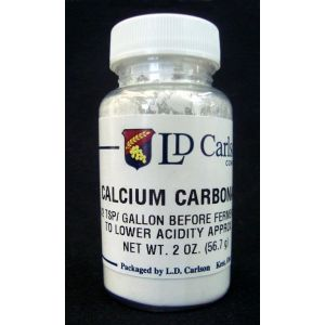 Calcium Carbonate- 2 oz