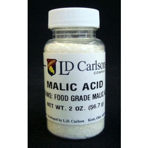 Malic Acid- 2 oz