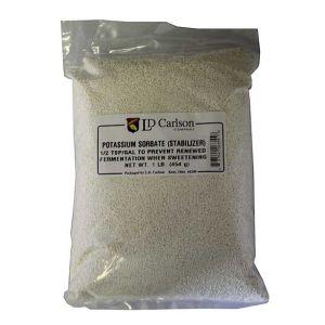 Stabilizer Crystals- 1 lb