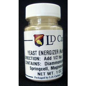 Yeast Energizer- 1 oz bag