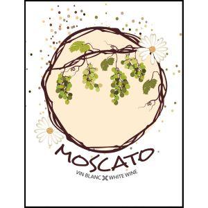Muscato- Label