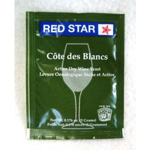 Cote De Blanc: Red Star 5 g