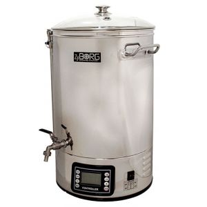 Zyborg Brewing System -9.25 gal (w/pump)