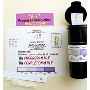 Accuvin Malic Acid Test