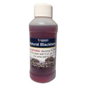 Blackberry Flavor- 4 oz- All Natural