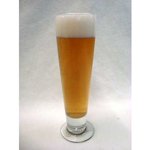 Pilsner Glass- (14 oz)