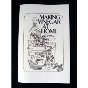 Making Vinegar At Home