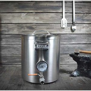 Anvil- 7.5 Gallon Brew Kettle