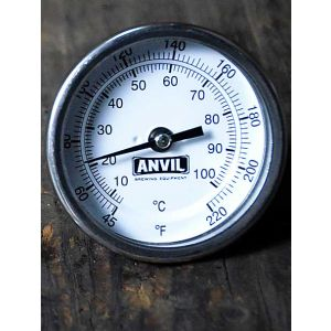Anvil Thermometer- Weldless