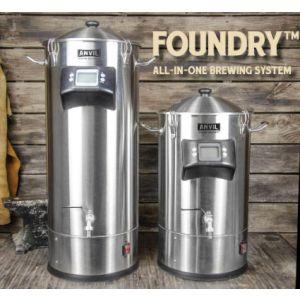 Anvil Foundry- 10.5 (w/pump)
