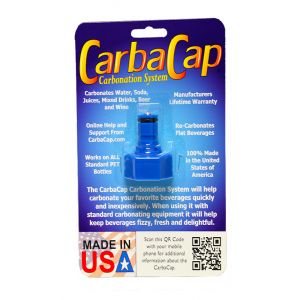 The Carbonator- Carbacap
