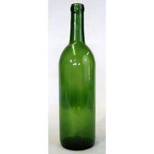 Wine Bottles Bordeaux Fifth: Green 12 per case