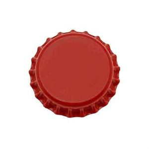 Crown Caps-Red- 1 Gross