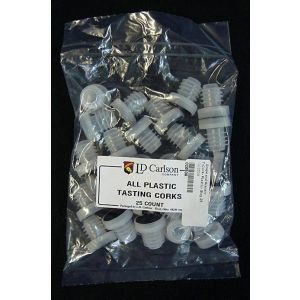 T-Cork- Plastic- Bag 25