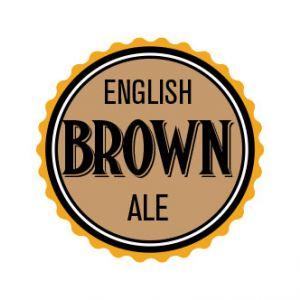 Beer Dust- English Brown