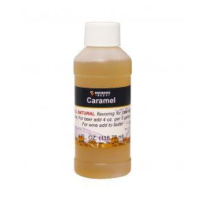 Caramel Flavor- 4 oz bottle All Natural