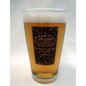 Pub Glass-Grape & Granary