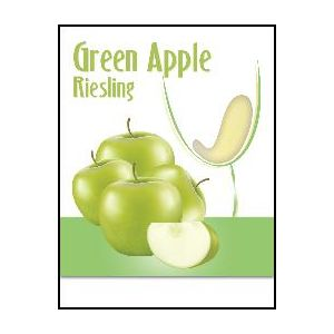 Green Apple Ries- Label