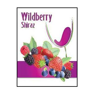 Wildberry Shiraz- Label