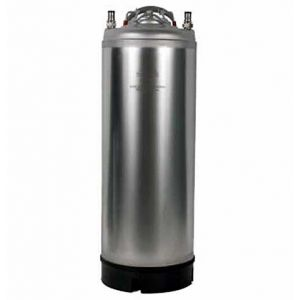 Soda Keg w/Ball Lock- 5 Gallon (New)