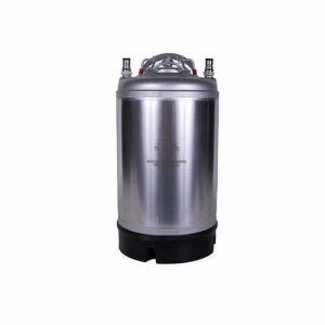 Soda Keg w/Ball Lock- 3 Gallon (New)