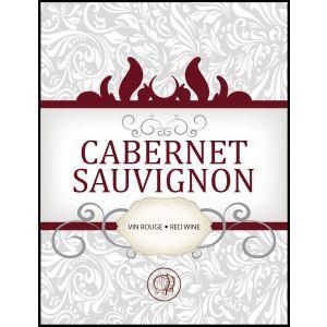 Cabernet Sauvignon- Wine Label