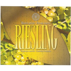 Riesling- Wine Label