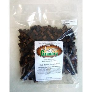 Oak Bean- French 1 lb Medium  Plus Toast