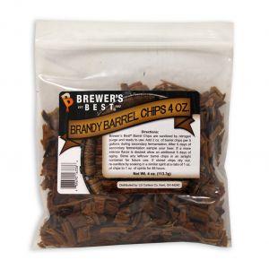 Brandy Barrel Chips- 4 oz Bag