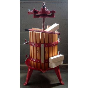 #30 Basket Press-12 X 14