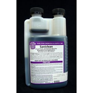 Saniclean- 16 oz Bottle