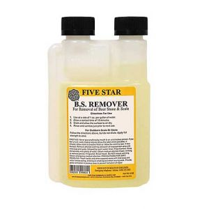 Beer Stone Remover- 8 oz