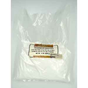 Potassium Meta- 10 Lb Bag