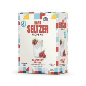 Raspberry Breeze Seltzer Kit