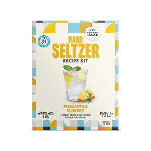 Pineapple Sunset Seltzer Kit