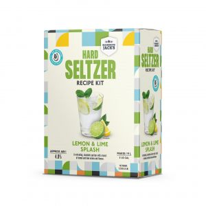 Lemon Lime Splash Seltzer Kit