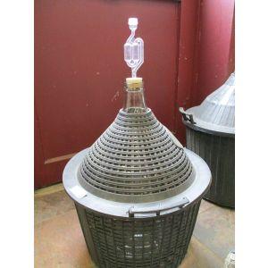 Demijon 8.9 Gallon Glass- 34 liters