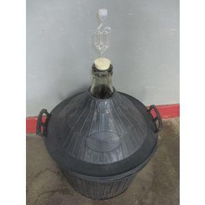 Demijon 14.2 Gallon Glass