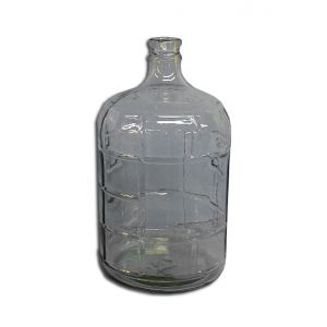 Carboy 3 Gallon Glass