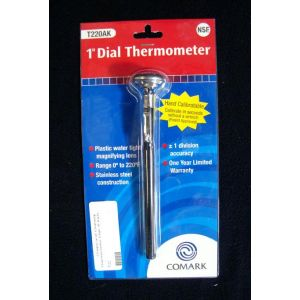 Thermometer-Dial- 6 Inch