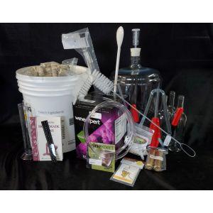 Wine Kit Equipment Package- Deluxe (White Wine)